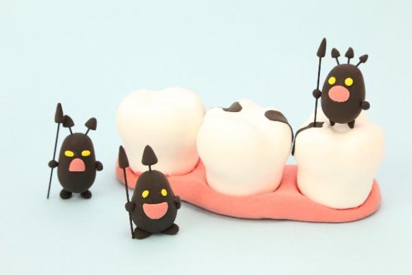 歯医者さんこわい!